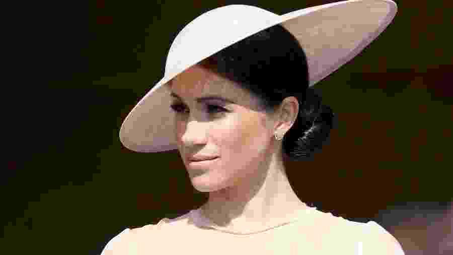 Meghan, duquesa de Sussex - Getty Images