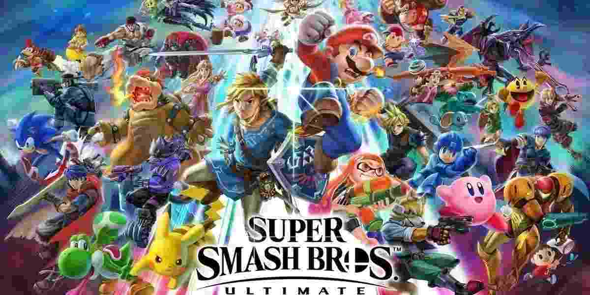 Super Smash Bros Ultimate - Reprodução