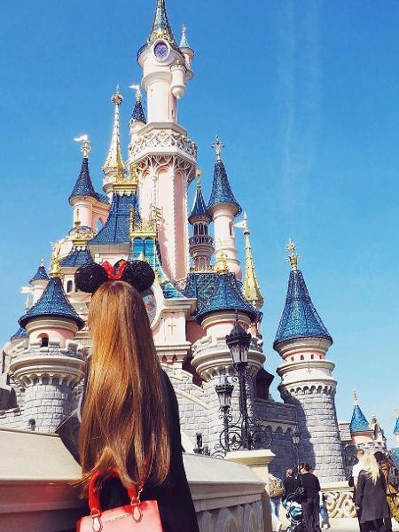 Disneyland, na Flórida - Reprodução/Instagram