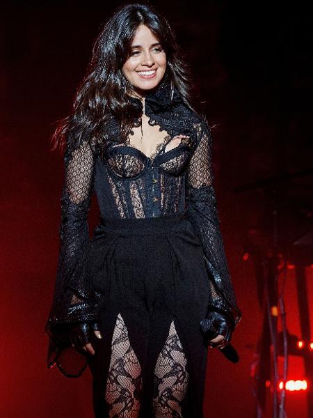 Camila Cabello em show no Canadá - Andrew Chin/Getty Images