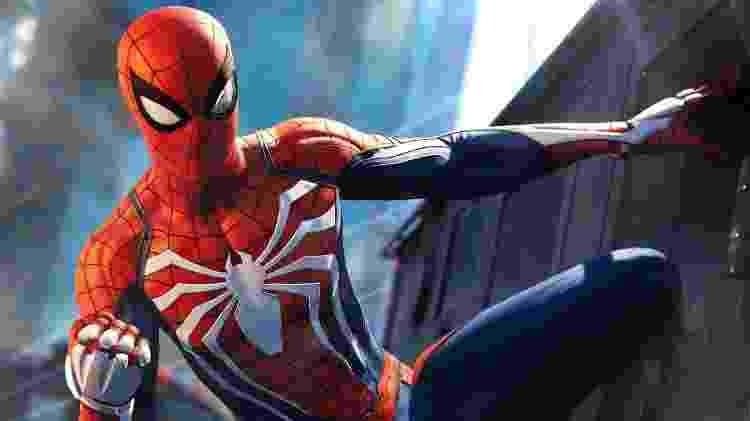 Marvel's Spider-Man - Divulgação - Divulgação