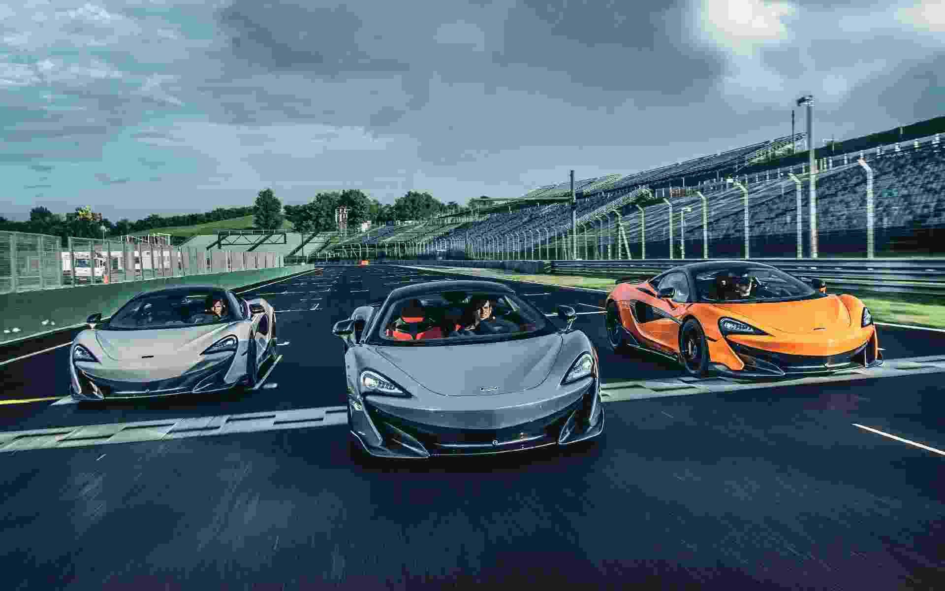 McLaren 600LT - Divulgação