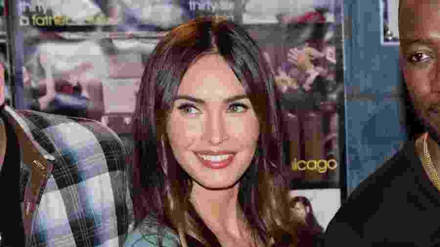 Megan Fox - Getty Images
