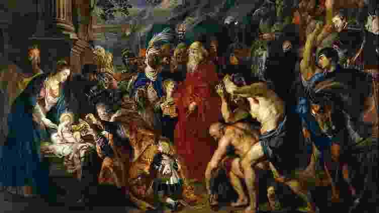 Reprodução/Peter Paul Rubens