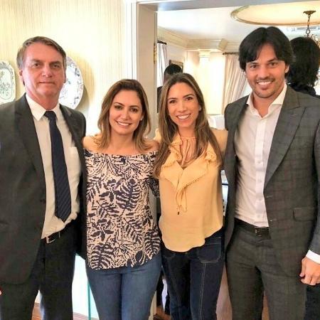Bolsonaro recria Ministério das Comunicações com genro de Silvio ...