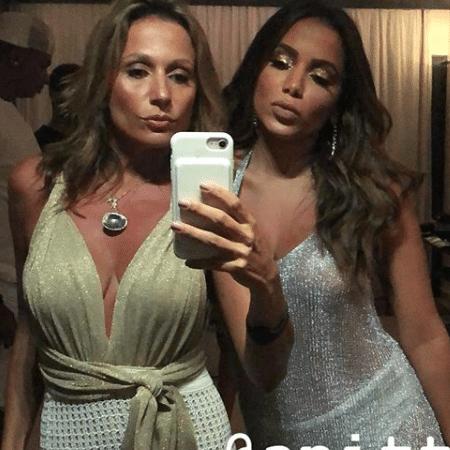 Luisa Mell e Anitta - Reprodução/Instagram