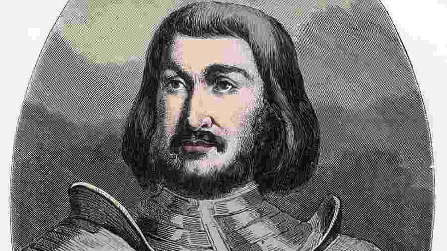 Gilles de Laval nasceu em berço de ouro em 1404, em uma família da Bretanha, que hoje é uma região da França - Getty Images/BBC