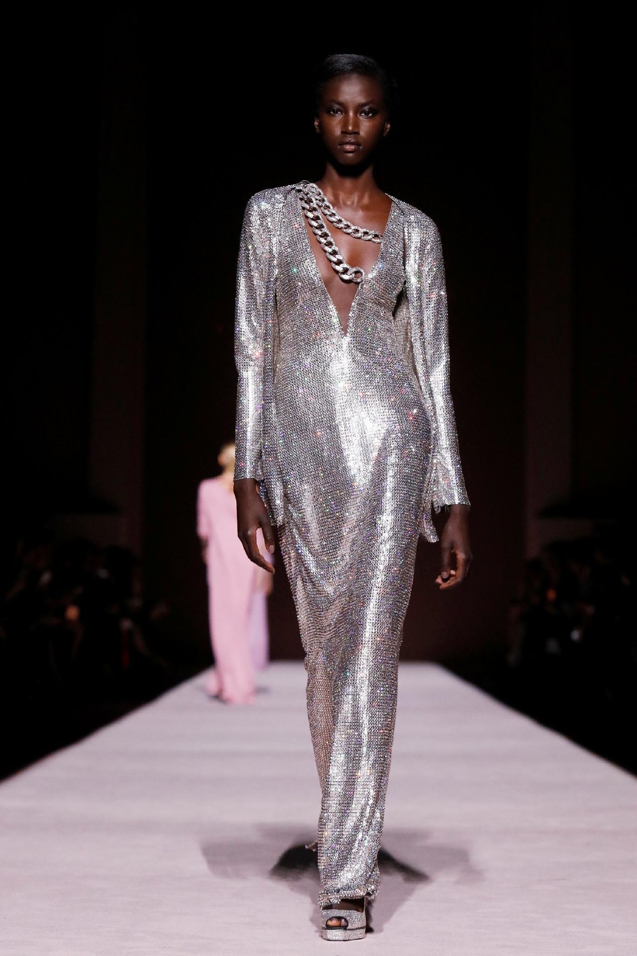 cf8f75146b Tom Ford abre uma Nova York Fashion Week com poucas atrações - 07/02/2019 -  UOL Universa