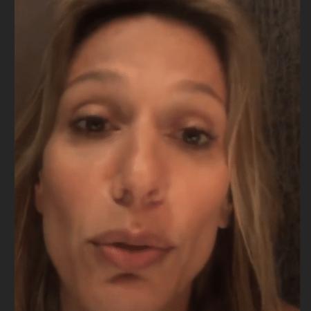 Luisa Mell denuncia que recebeu ameaças de morte - Reprodução/Instagram