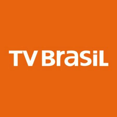 Logo da TV Brasil - Reprodução/Twitter