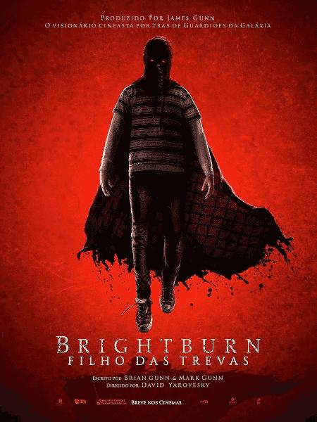 """Pôster de """"Brightburn"""" - Divulgação"""