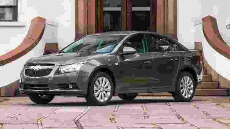 Chevrolet Cruze LTZ 2014 Caçador de Carros - Divulgação - Divulgação