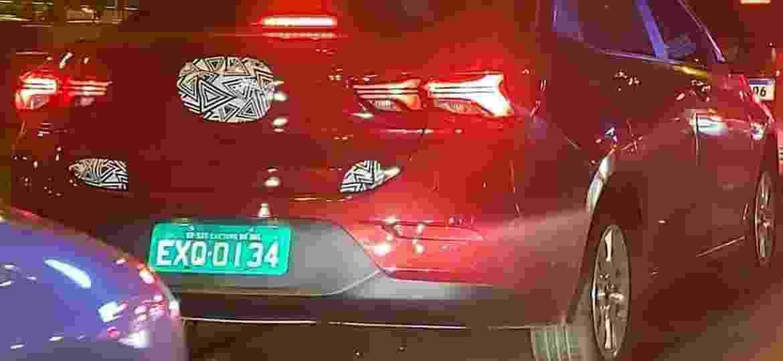 Onix Sedan terá design idêntico ao modelo chinês - Èverton dos Santos/UOL