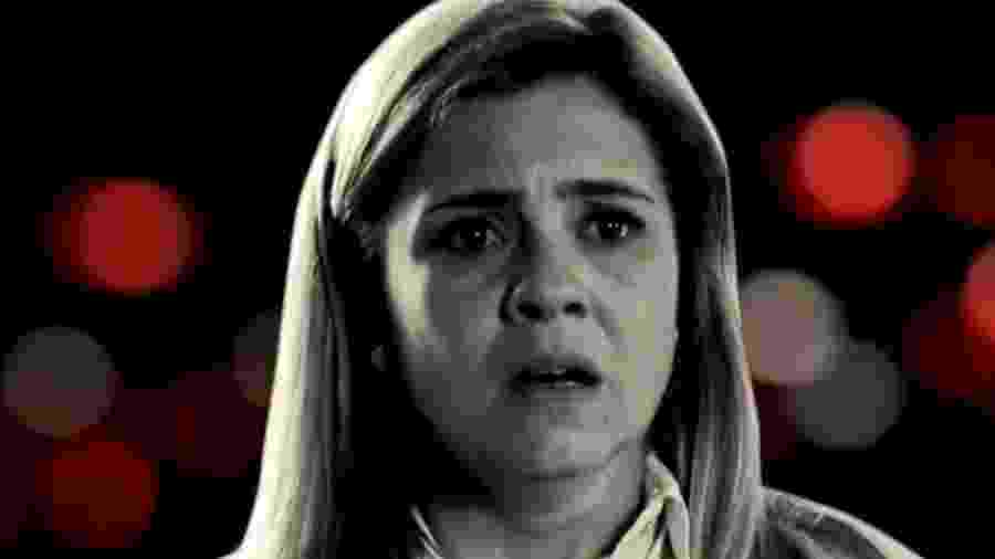 """Esse filtro deixa você ficar como Carminha, congelada no fim de episódios de """"Avenida Brasil"""" - Reprodução/Globo"""