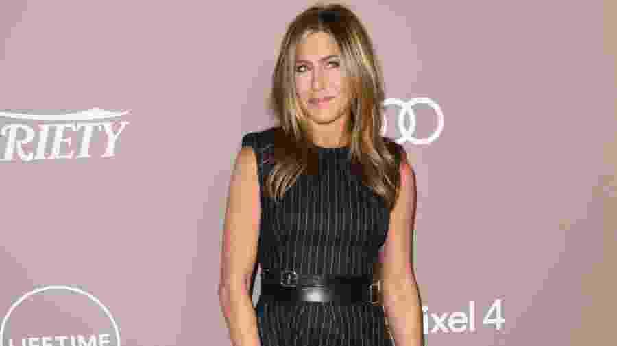 A atriz Jennifer Aniston - Jon Kopaloff/Getty Images