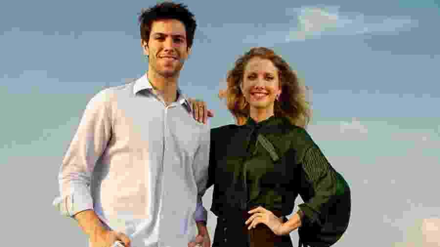 Caio Coppola e Gabriela Prioli, novos contratados da CNN Brasil - Reprodução/Twitter/cnnbrasil