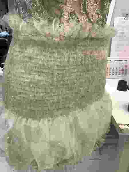 Vestido - Arquivo Pessoal - Arquivo Pessoal