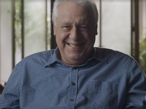 Alberto (Antonio Fagundes), em Bom Sucesso