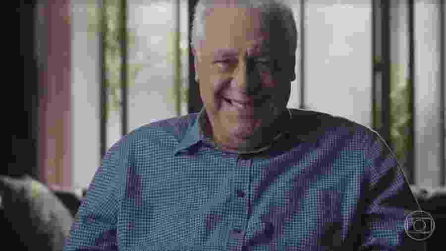 Alberto (Antonio Fagundes), em Bom Sucesso - Divulgação/Globo