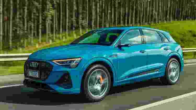 Audi Luxury Signature - Divulgação/Audi - Divulgação/Audi