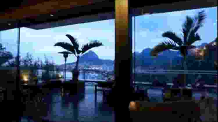 Casa de Ana Carolina tem vista ampla para a Lagoa Rodrigo de Freitas - Reprodução/Casa Brasileira - GNT - Reprodução/Casa Brasileira - GNT