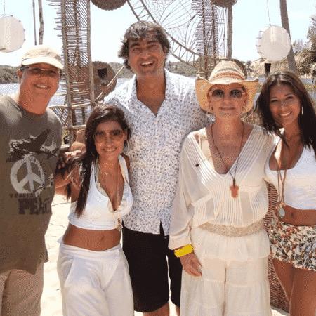 """Boninho relembra Ana Maria e a dupla Simone e Simaria em """"No Limite"""" - Reprodução/Instagram @jbboninho"""
