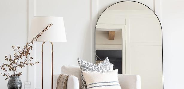 7 dicas de decoração com espelhos para deixar a sua casa mais moderna