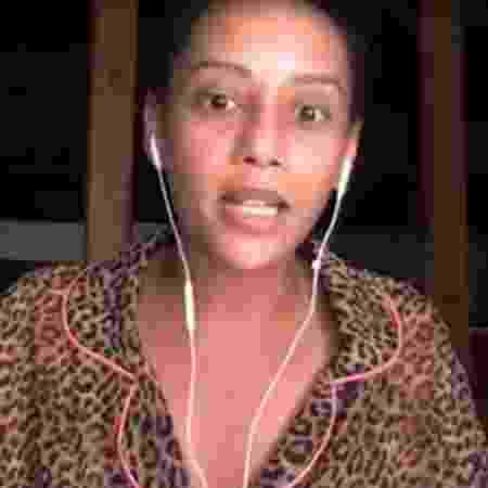 Taís Araújo no Papo de Segunda - Reprodução/vídeo