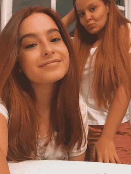 Kamily Zor e a madrasta, Maiara - Reprodução/Instagram