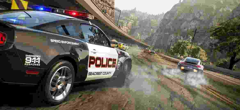 Need for Speed Hot Pursuit Remastered - Divulgação/EA