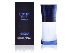 Armani Code - Divulgação - Divulgação
