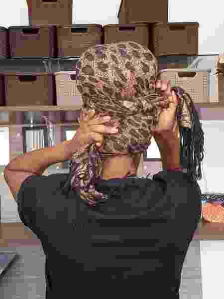 turbante - foto 15 - Déborah Moreno - Déborah Moreno