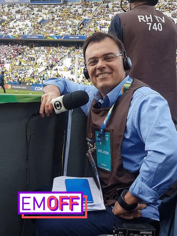Tino Marcos fez história ao longo de quase 35 anos na Globo