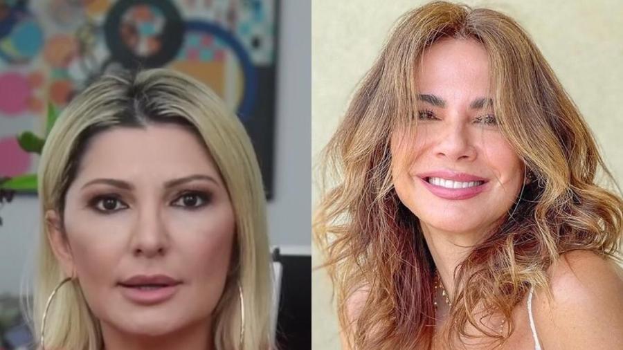 Antônia Fontenelle e Luciana Gimenez - Reprodução / Instagram