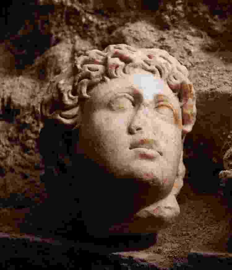 Vicus Caprarius, sítio arqueológico sob a Fontana di Trevi (2) - Divulgação/Vicus Caprarius - Divulgação/Vicus Caprarius