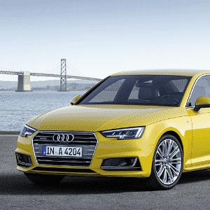 Audi A4 - Divulgação