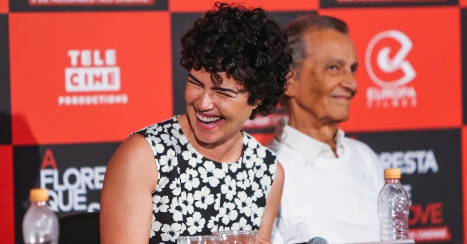 27.out.2015 - A atriz Ana Paula Arósio, protagonista de