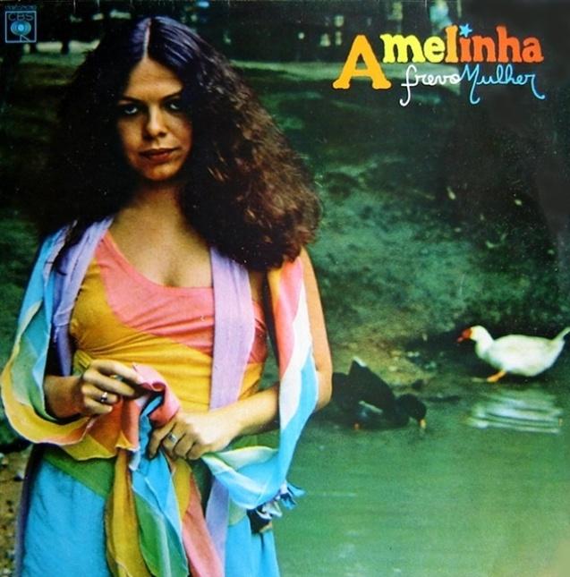 "Capa do álbum ""Frevo Mulher"" (1979)"