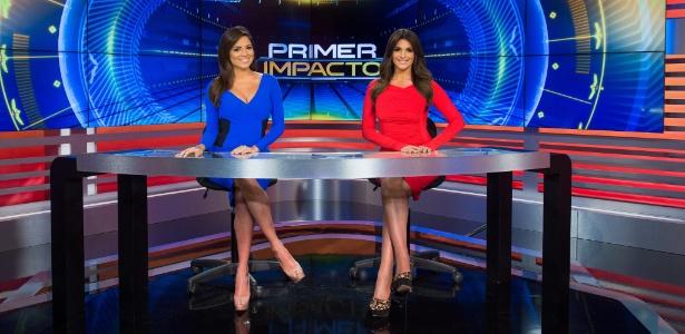 """Primer Impacto"", telejornal da Univision - Divulgação/Univision"