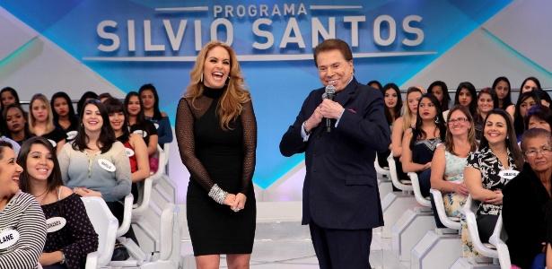 SBT não mexe na grade durante Olimpíadas - Lourival Ribeiro/SBT
