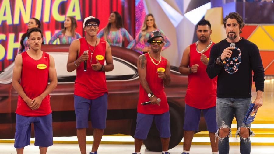 """""""Legendários"""" passará para a faixa de shows das sextas-feiras, levando o """"Super Tela"""" para sábado  - Edu Moraes/Rede Record"""