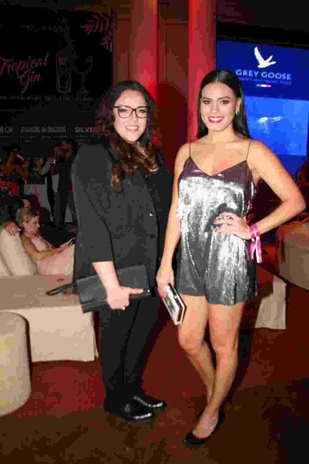 Ana Carolina e Letícia Lima curtem festa da empresária Carol Sampaio no Rio - RT Fotografia/CS Eventos Divulgação