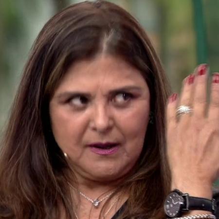 """Elizangela participa do """"Vídeo Show"""" e conta por que não usa sobrenome artístico - Reprodução/TV Globo"""