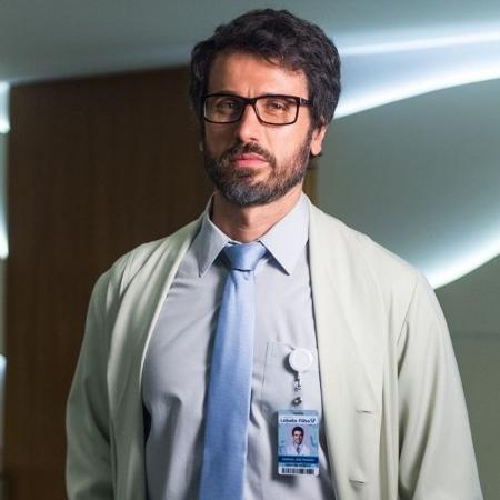 Samuel (Eriberto Leão) - Divulgação/TV Globo