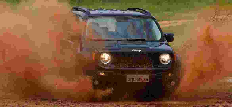 Jeep Renegade Custom: SUV compacto é uma das opções de usado lameiro, mas só na configuração 4x4 diesel - Murilo Góes/UOL