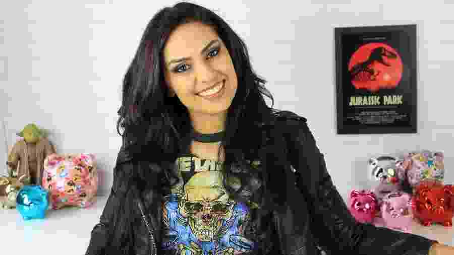 Júlia Mendonça youtuber - Divulgação
