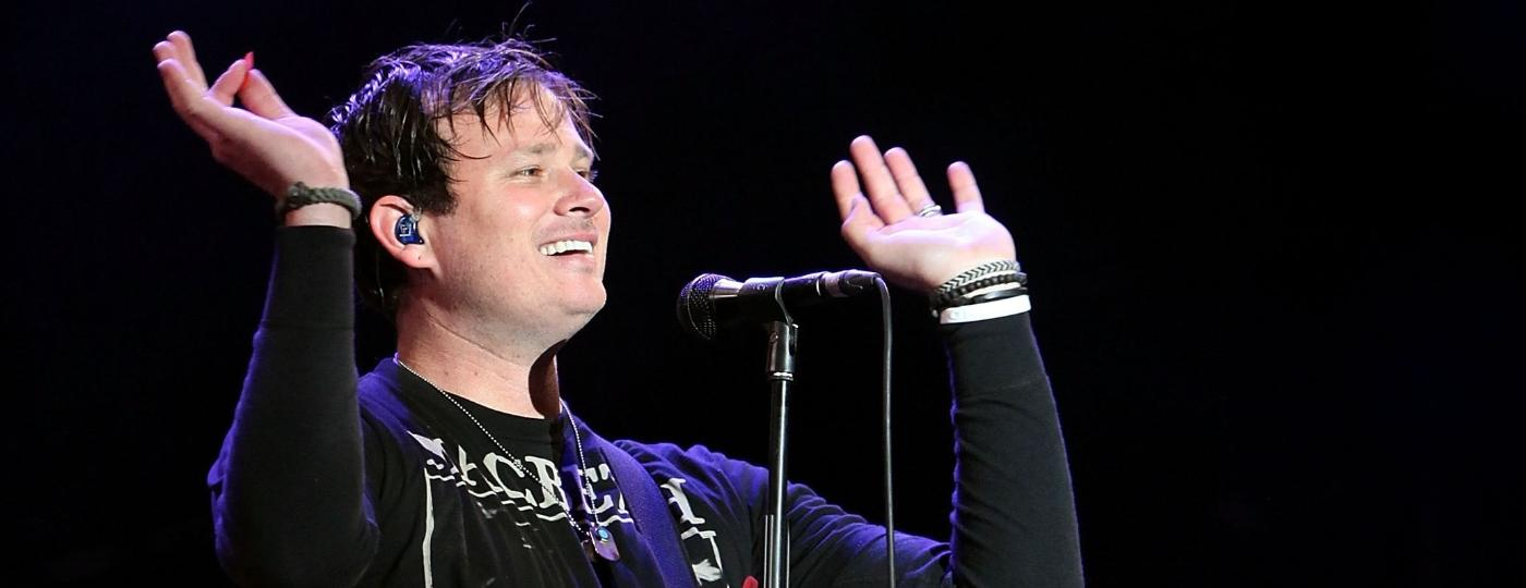 Tom Delonge - ex-Blink 182 - Simone Joyner/Getty Images