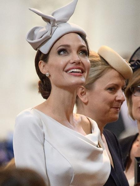 Angelina Jolie - WPA Pool/Getty Images