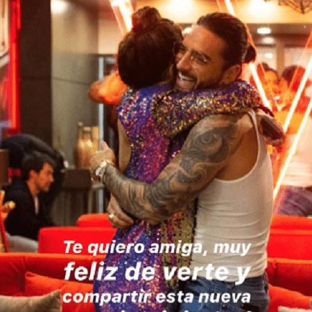 """Maluma fez post sobre """"The Voice"""" e citou Anitta - Instagram/Reprodução"""