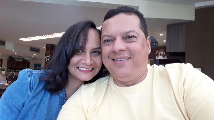 Jurema e Roberto - Arquivo pessoal